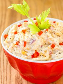 Perfect Perky Pimento Cheese Recipe