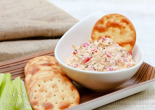 Easy Pimento Cheese Recipe