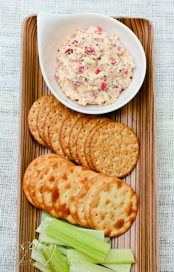 Perky Pimento Cheese Recipe