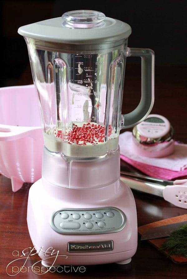 Pink Peppercorn Sauce