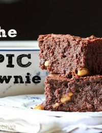 The Epic Brownie