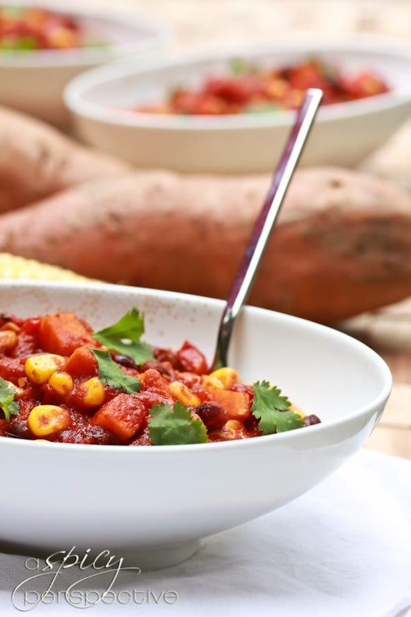 Garden Style Vegan Chili
