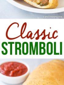 Best Classic Stromboli Recipe