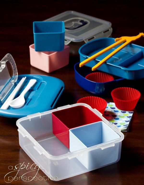 Kids Bento Boxes | ASpicyPerspective.com
