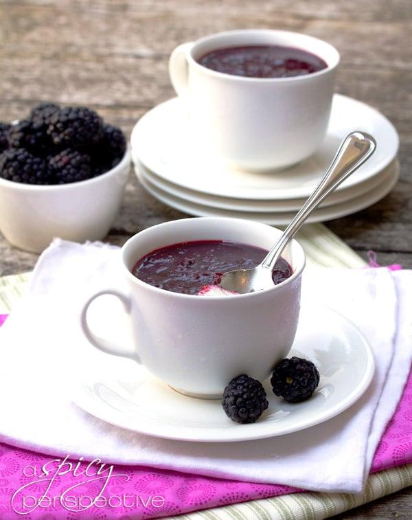 Maple Yogurt Panna Cotta Recipe