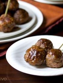 Spiced Apple Swedish Meatballs Recipe | ASpicyPerspective.com