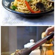 Amazing Lo Mein Recipe with Homemade Pasta