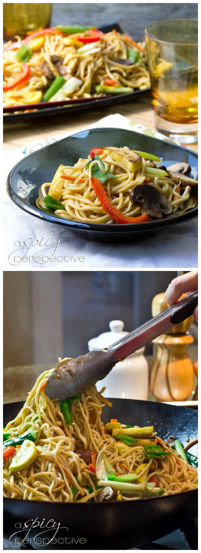 Vegetable lo mein recipe homemade pasta amazing lo mein recipe with homemade pasta forumfinder Images