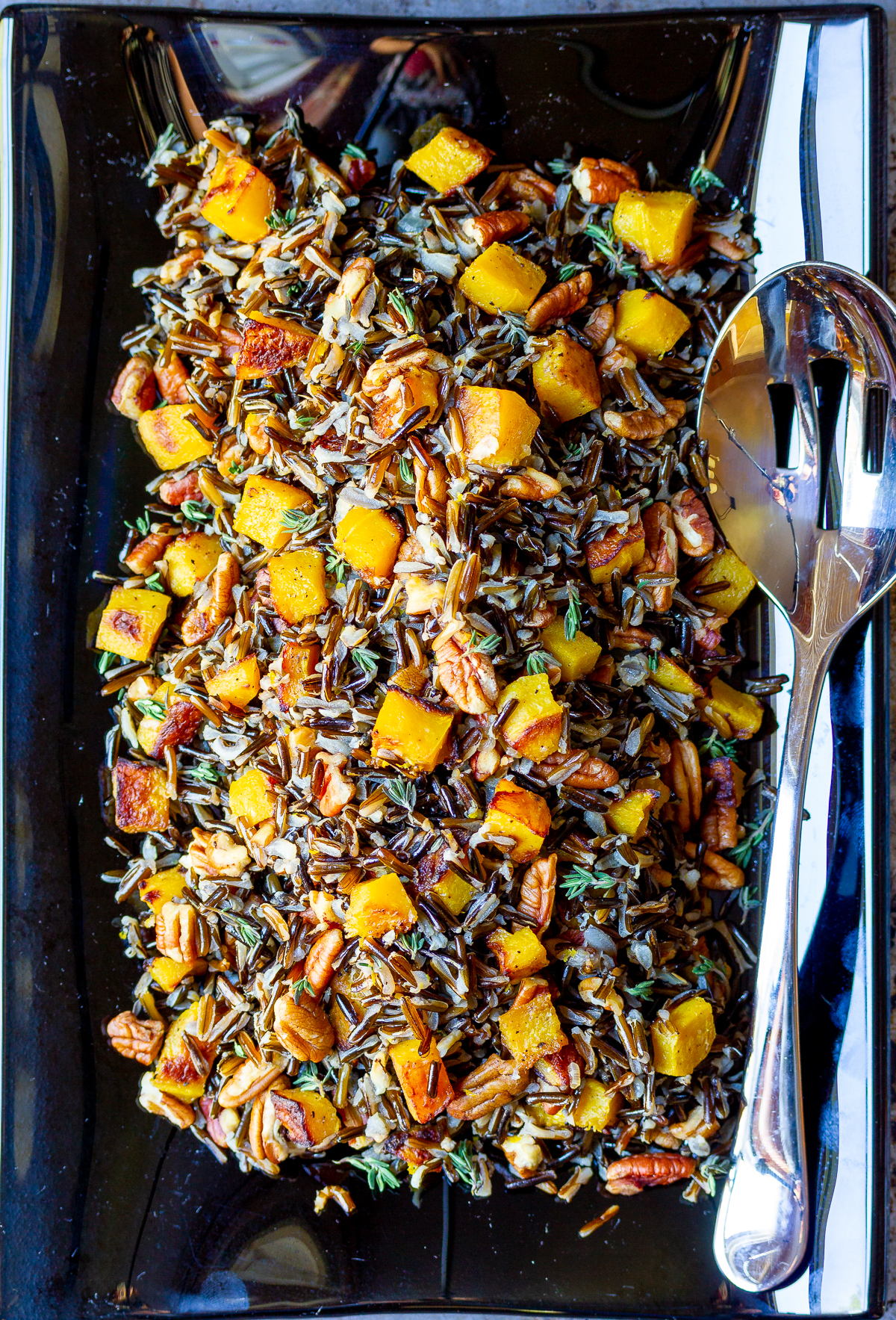 black rice recipe
