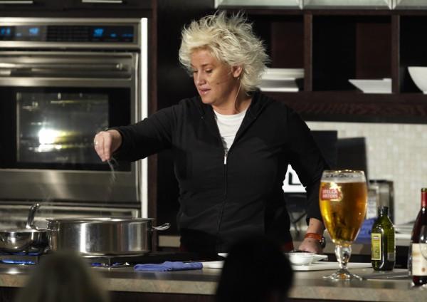Anne Burell - Kohler Food & Wine Experience 2012 | ASpicyPerspective.com #Festivals #WineTasting #Kohler