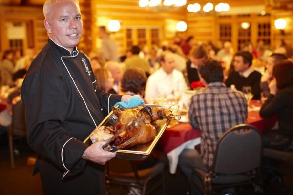 Pig Cheese Cocktail - Kohler Food & Wine Experience 2012   ASpicyPerspective.com #Festivals #WineTasting #Kohler