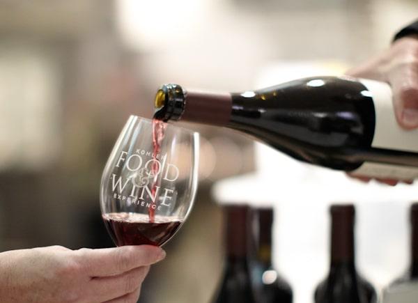 Kohler Food & Wine Experience 2012 | ASpicyPerspective.com #Festivals #WineTasting #Kohler