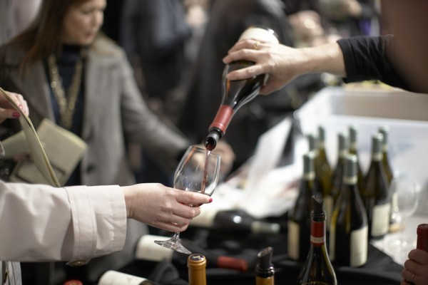 Wine Tasting - Kohler Food & Wine Experience 2012 | ASpicyPerspective.com #Festivals #WineTasting #Kohler