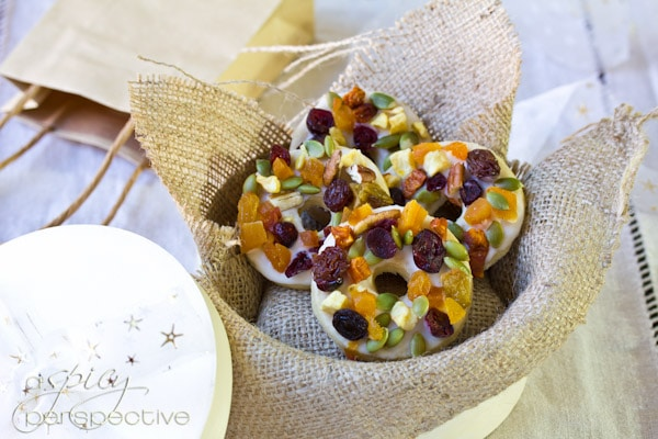 Holiday Fruitcake Cookies - A Spicy Perspective