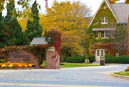 The American Club - Kohler, Wisconsin | ASpicyPerspective.com #travel