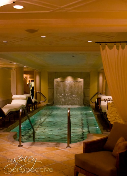 Kohler Waters Spa | ASpicyPerspective.com #travel