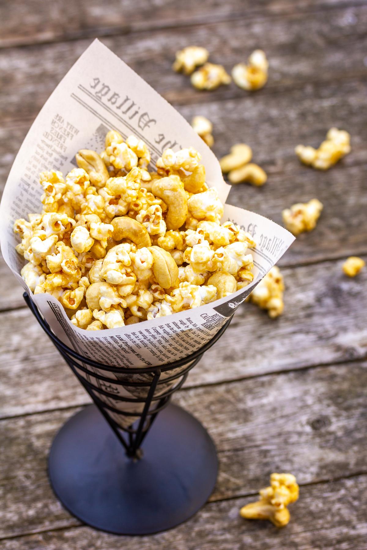 easy popcorn recipe