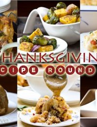 Thanksgiving Recipe Round Up