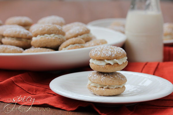 Big Cookie Round Up | ASpicyPerspective.com #christmas #cookies