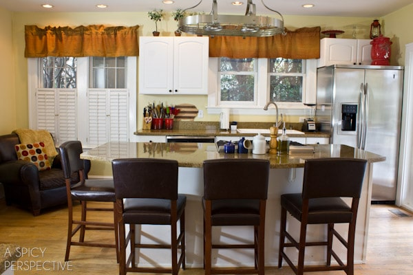 A Spicy Perspective Kitchen Makeover  Help Me Pick My Shenandoah Cabinetry # Kitchen