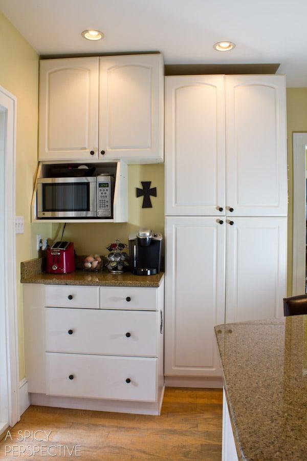 Shenandoah Kitchen Cabinets Sizes