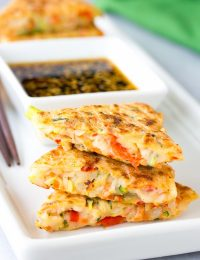 Korean Pancakes - Pajun (Pajeon) Recipe #vegetarian