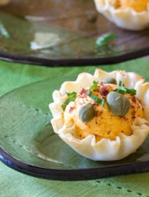 Deviled Egg Baskets