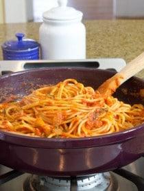 How to Cook Pasta | ASpicyPerspective.com #pasta #howto #cookingtips