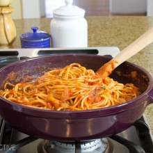 How to Cook Pasta | ASpicyPerspective.com #pasta #howto #cookingtips