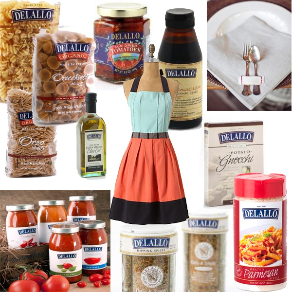 DeLallo Foods Giveaway ($200 Value)
