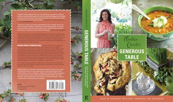Heather Christo's Generous Table cover-2
