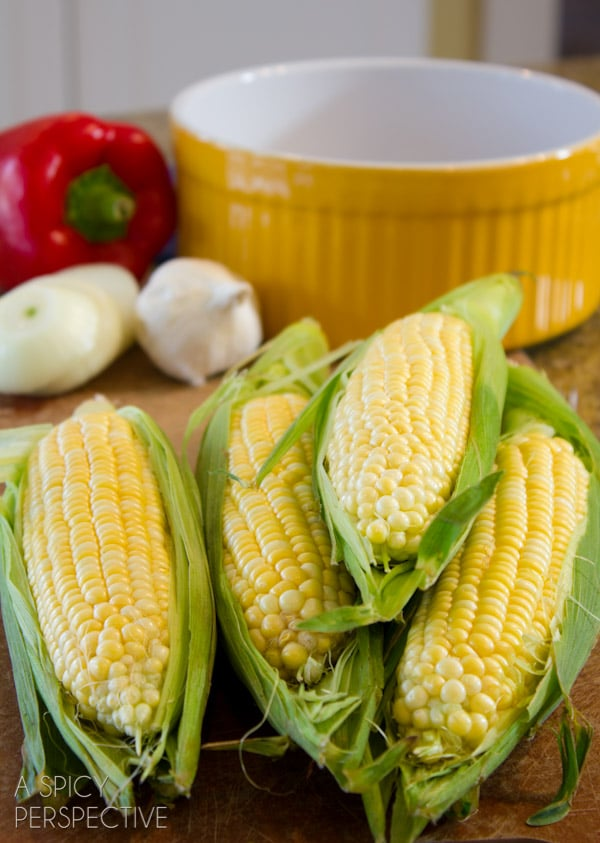 Fresh Corn Pin & Win Contest Here: http://www.sunshinesweetcorn.com/home/livin-the-sweet-life-pinterest-contest/