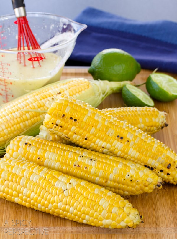 "Grilled Corn on the Cob #Corn ""Pin & Win"" on http://www.sunshinesweetcorn.com/home/livin-the-sweet-life-pinterest-contest/"