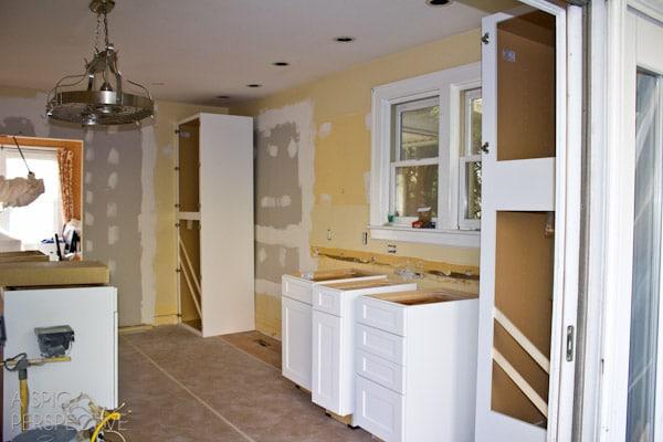 New Shenandoah Cabinets