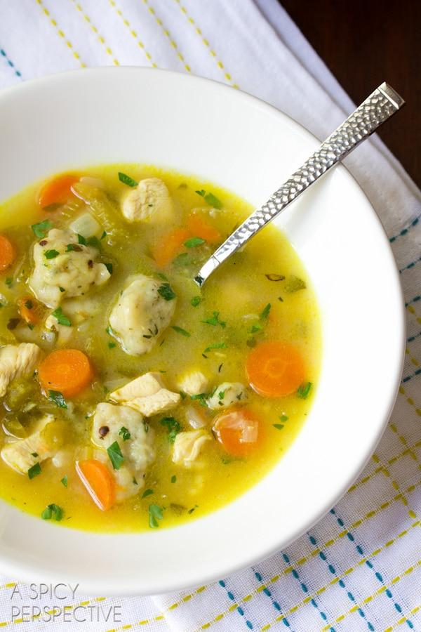 Rice Cake Dumpling Soup Calories