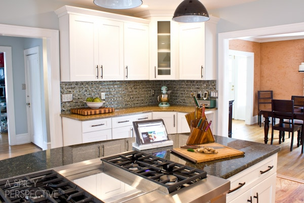 kitchen makeover day 3: new appliances - a spicy perspective