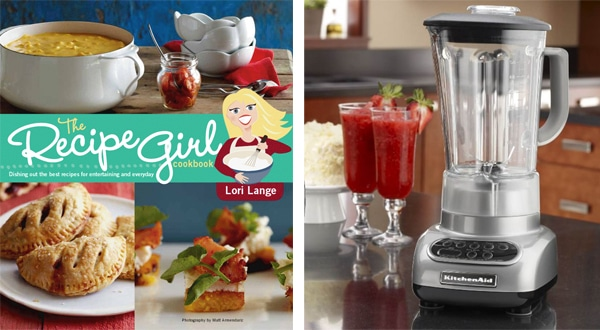 Recipe Girl Giveaway