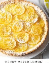How to Make the BEST Lemon Tart Recipe Ever! This elegant and Easy Lemon Tart with homemade lemon curd is fabulous for parties. #ASpicyPerspective #lemon #tart #pie #spring #summer #holiday #easter #mothersday