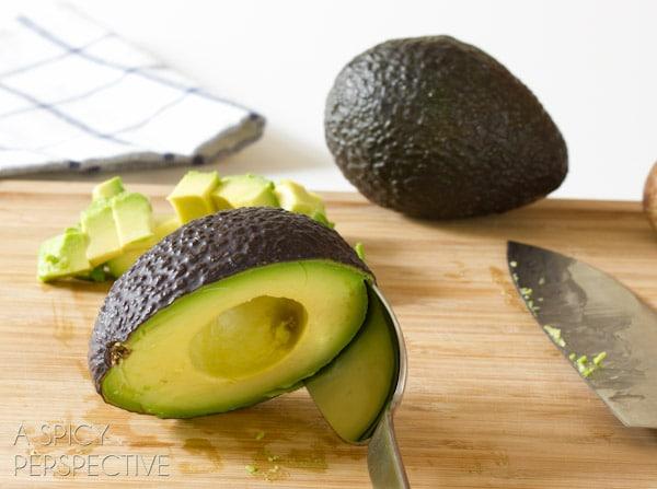 How to Peel an Avocado