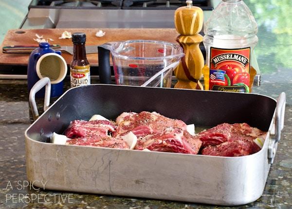 How to make Honey Apple Babyback Ribs #ribs #summer #grilling