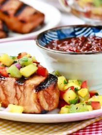 firecracker pork chops