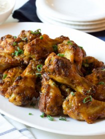 Spicy Wing Recipe