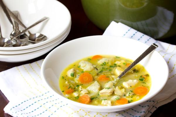 Chicken and Dumplings Soup   Chicken and Dumplings Recipe