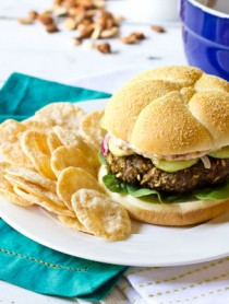Andouille Blue Cheese Sliders Recipe - A Spicy Perspective