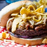 Frito Chili Cheeseburger