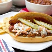 Southern Hot Dog