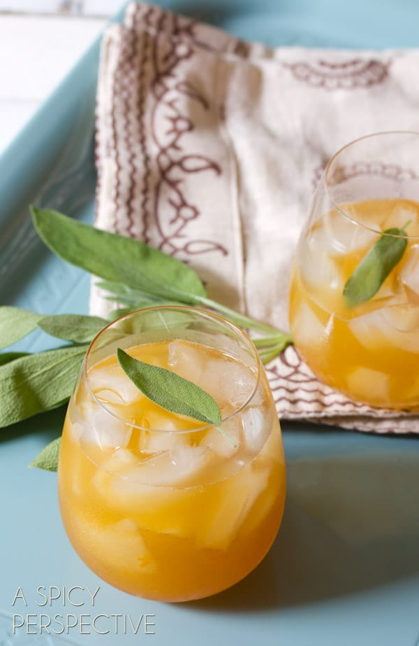 Indian Summer Cocktails | ASpicyPerspective.com #summer #cocktails #recipe