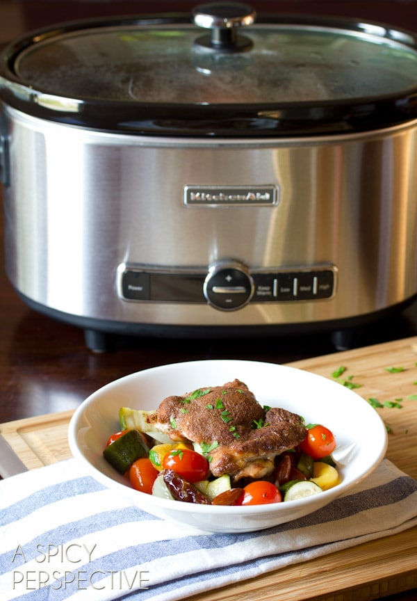 kenwood slow cooker how to use