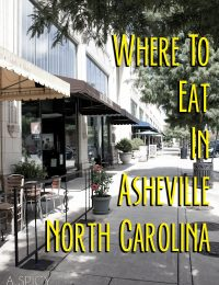 Where to Eat in Asheville, North Carolina ASpicyPerspective.com #travel #traveltips #asheville #avl