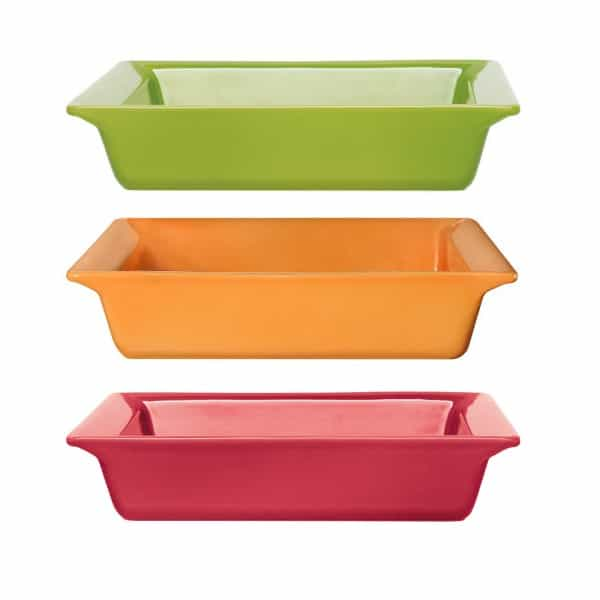 Urban small square baking dishes
